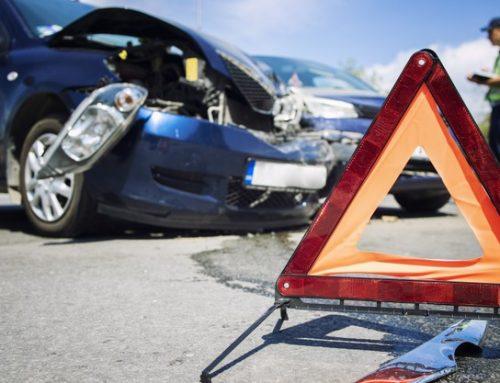 Reclamación de accidentes de tráfico